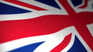British-Flag-Stock-Video