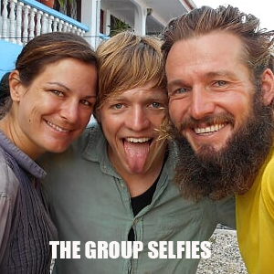 Groupselfies